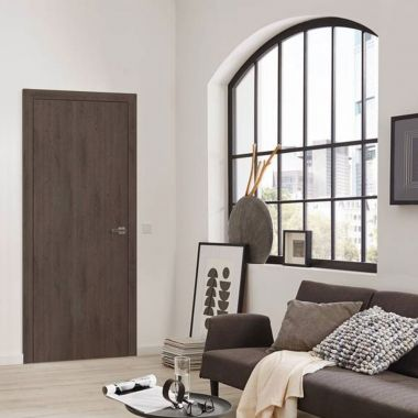 Dark Oak Doors - Bespoke Door Sets - Laminate Doors