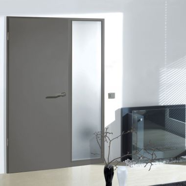 Grey Doors - Amazing range of laminate light and dark grey finishes