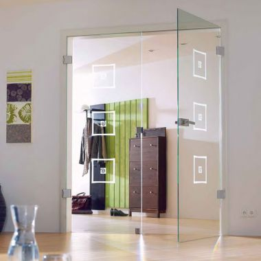 Alana Glass Door Design - Made to Measure Glass Doors