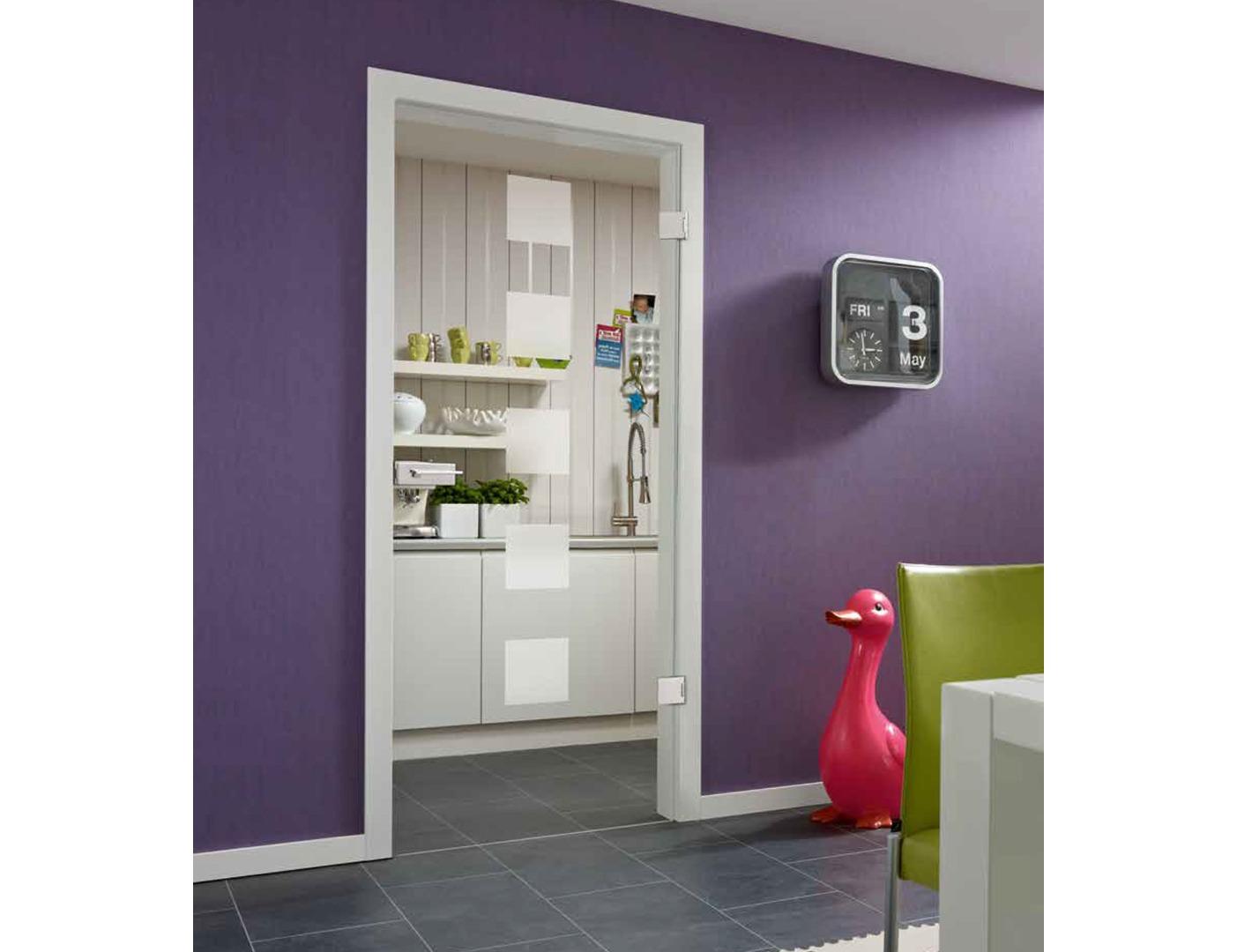Modern Glass Door Designs  sc 1 st  Doors4UK & Flair Doors   Modern Glass Door Designs   Glass Interior Doors