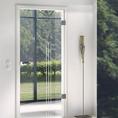 Dante Glass Door Design - Glass Doors Made to Measure