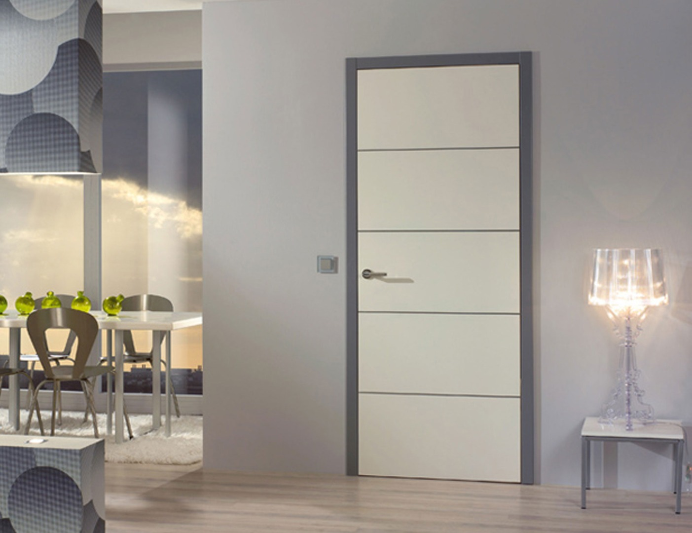 Pre Painted Internal Doors - Colour Your Life Collection