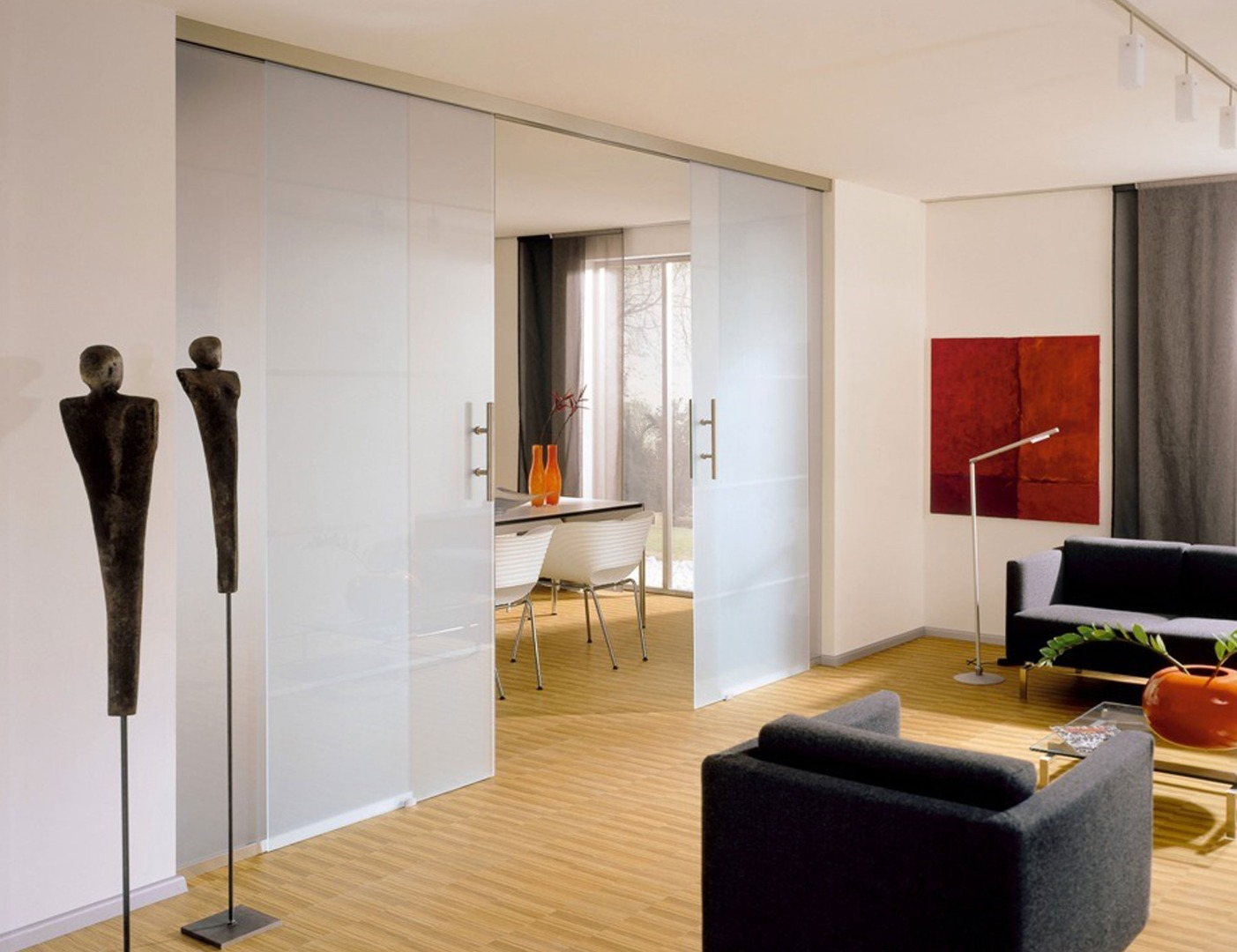 Beau Internal Sliding Doors Room Dividers. Glass Interior Doors