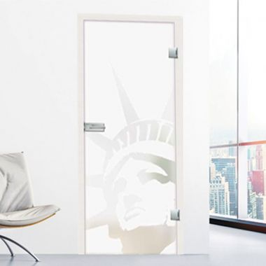 Liberty Bespoke Glass Door Design - Bespoke Glass Doors