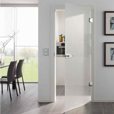 Lucido Glass Door Design - Interior Glass Doors