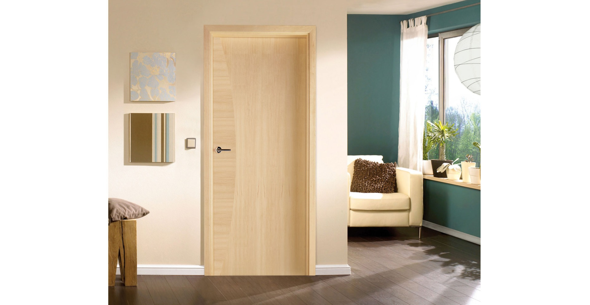 maple kitchen doors