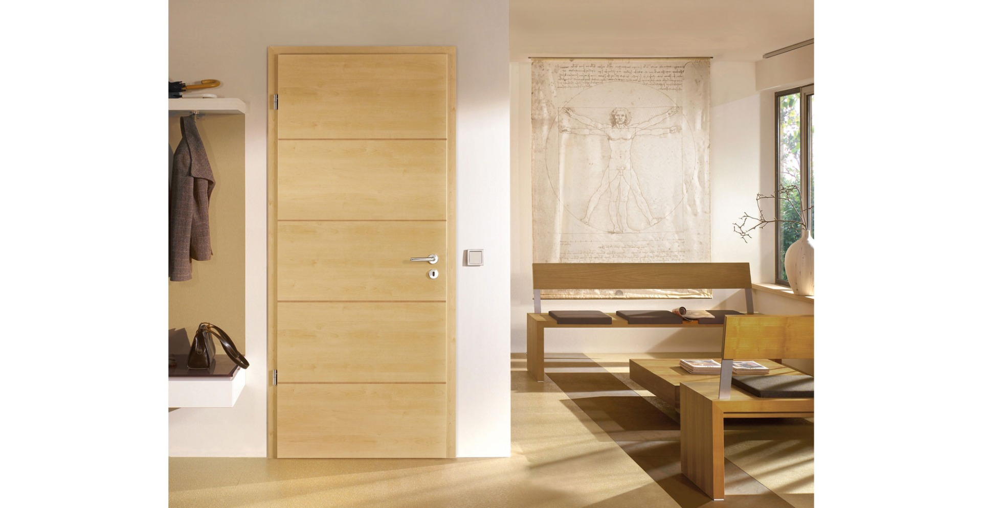 Maple Doors - Bespoke fire doors are a great choice for any home