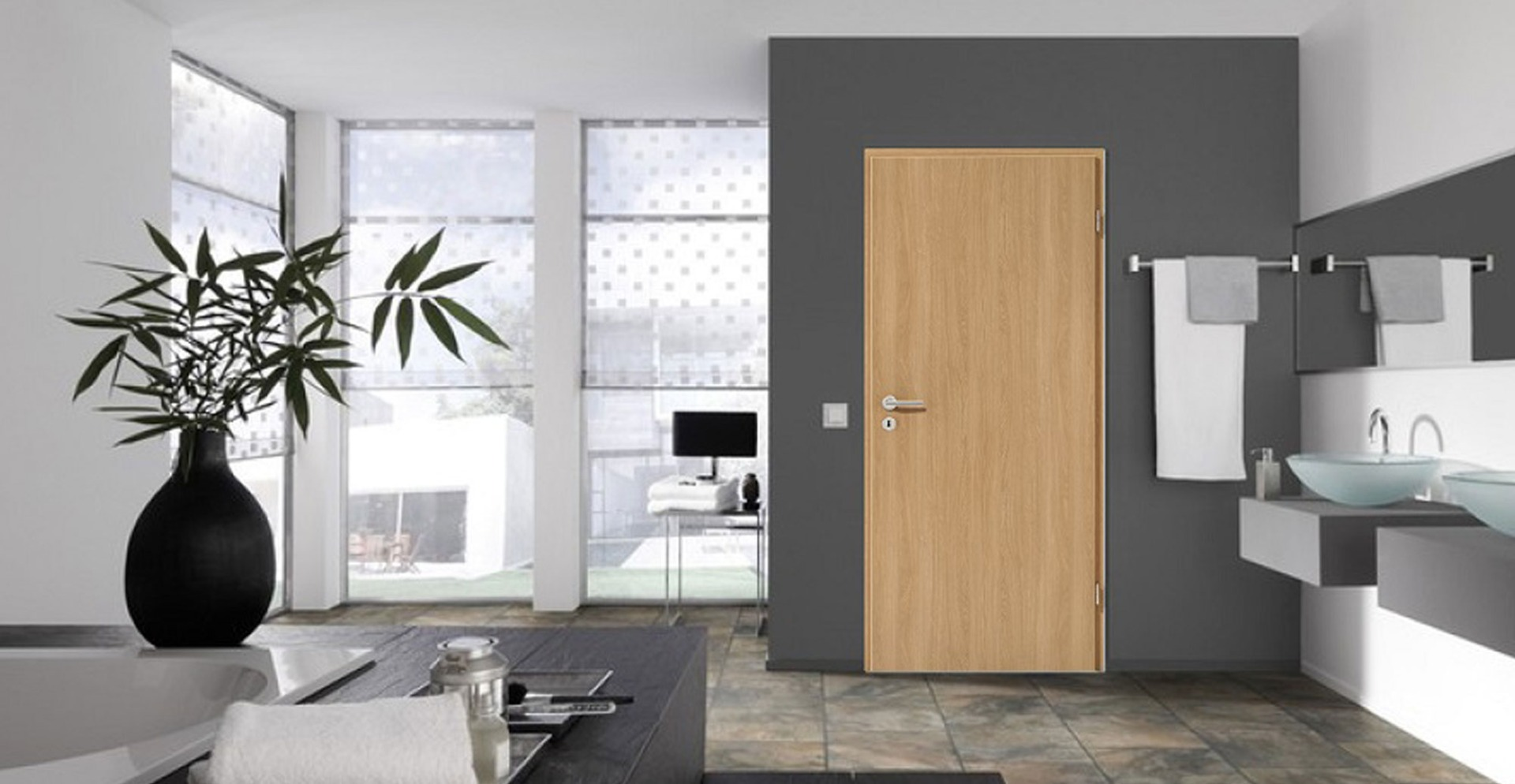 solid oak doors internal