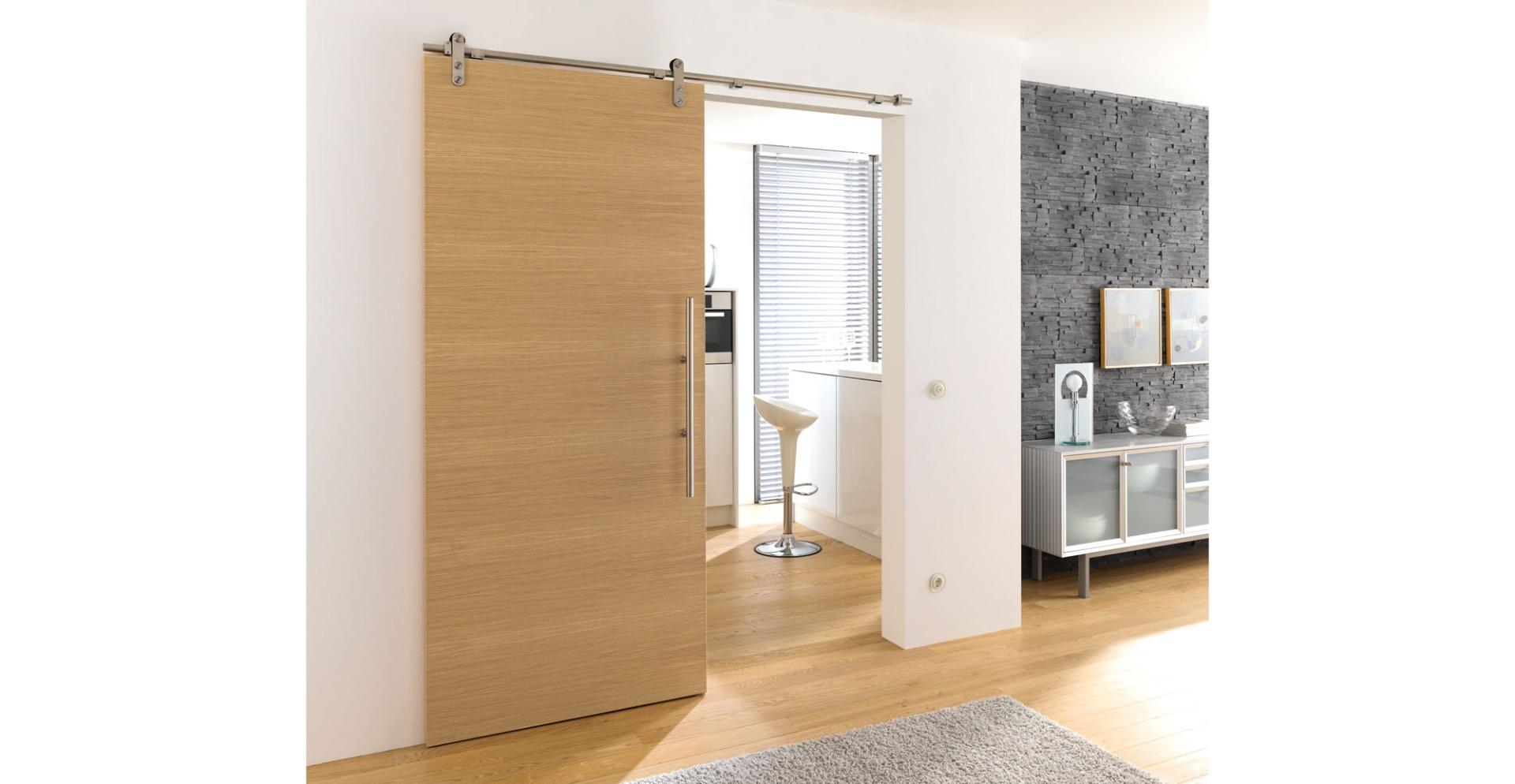Internal Oak Veneer Doors - Oak Natural Matt Design  sc 1 st  Doors4UK & Veneer Doors l Largest range of internal oak u0026 walnut veneer doors