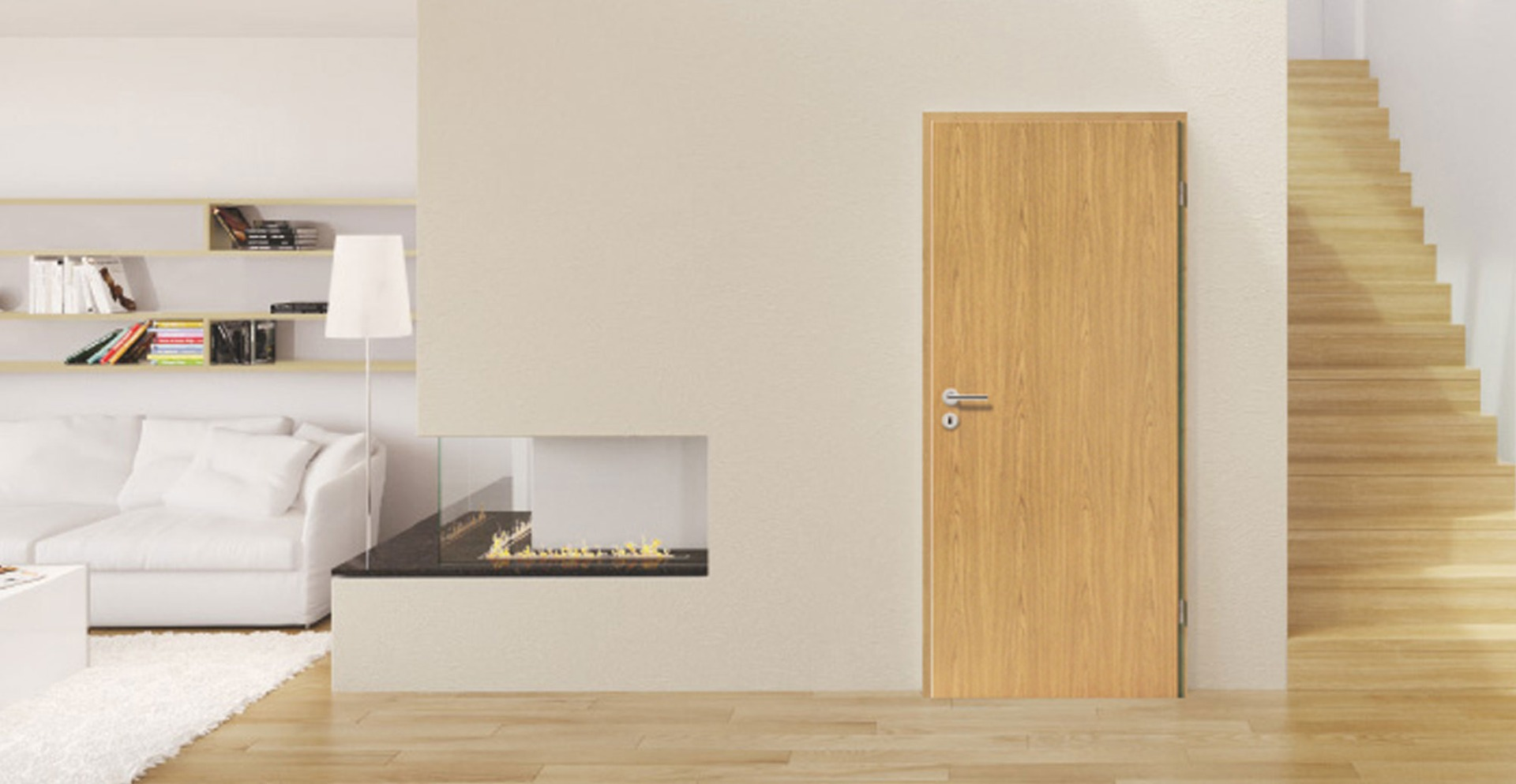 internal oak door