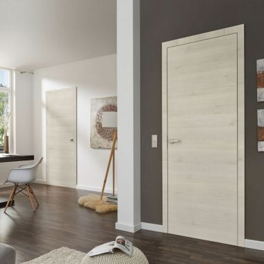 Light Wood Laminate Doors - Solid Wood Internal Doors