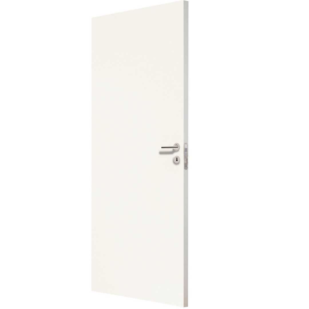White Fire Doors. White Laminate Fire Doors