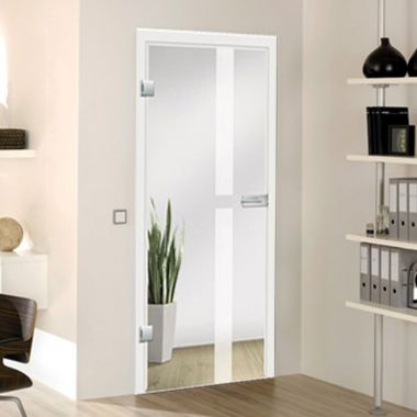 Theon Glass Door Design - Internal Glass Door