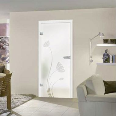 Wasserlilie Glass Door Design - Interior Glass Doors