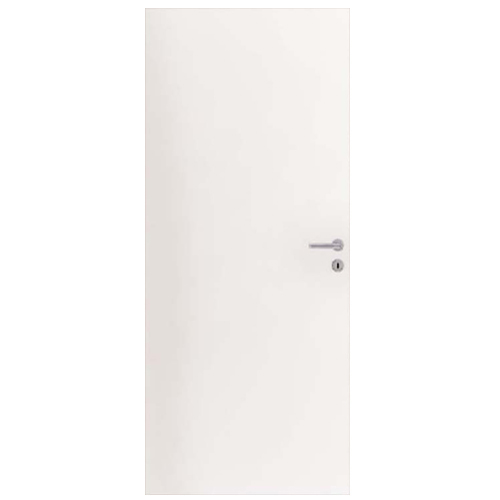 White fire rated doors