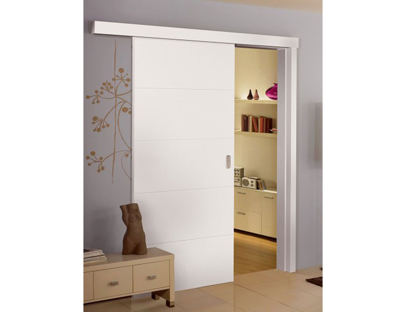 contemporary from track interior in diy within system hanging dzine stylish door style home barn doors decoration sliding