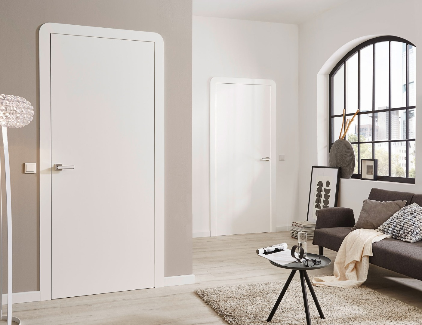 internal doors white